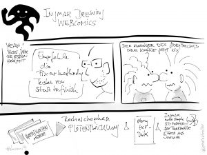 Sketchnote Webcomics 1