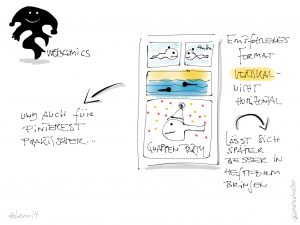 Sketchnotes Webcomic Session