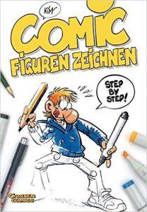 Comic Figuren zeichnen cover