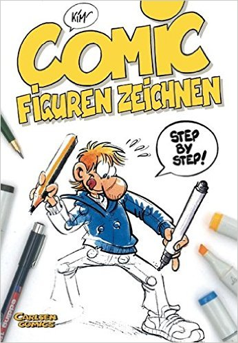 Comic Figuren zeichnen cover