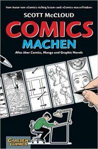 comics machen cover