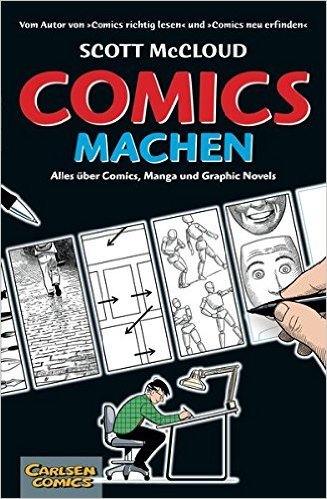 comics machen cover