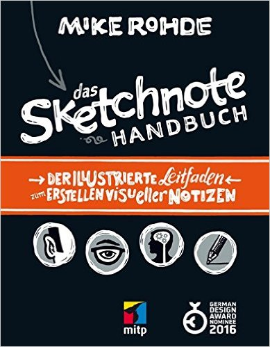 mike rohde Sketchnote Handbuch Cover