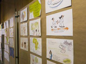 Graphic Recording / Afrika neu denken