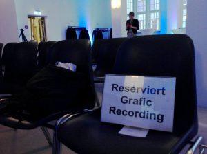 Graphic Recording Veranstaltung Bayern Kreativ