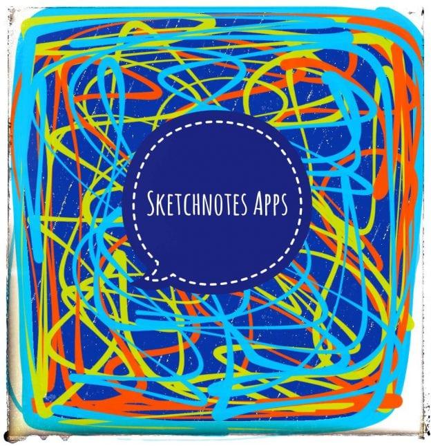 Titelbild Sketchnote Apps