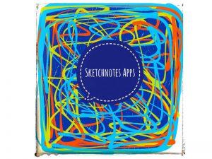 Apps für Sketchnotes und Graphic Recording