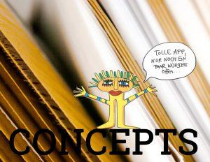 Concepts – eine interessante App