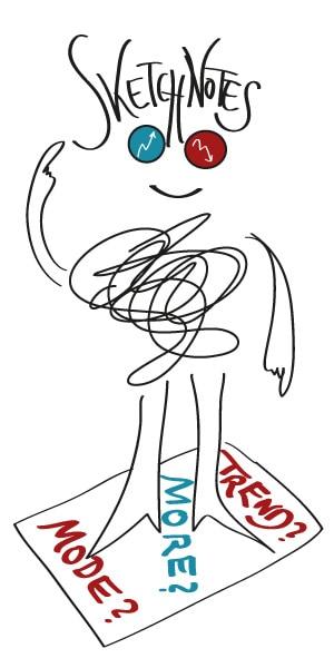 Sketchnotes Modeerscheinung?