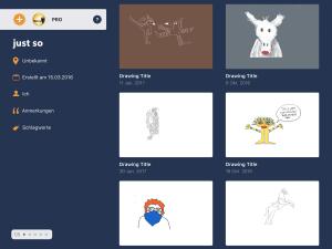 Concepts App Screenshot
