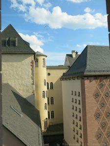 neues historisches Museum Frankfurt Architekturbezug