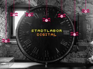 Titel Digitales Stadtlabor Histmus