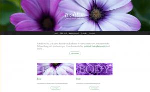 wohltat-Naturkosmetik Screenshot
